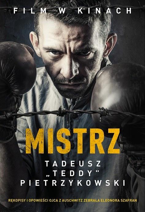 """Mistrz. Tadeusz """"Teddy"""" Pietrzykowski, Eleonora Szafran /INTERIA/materiały prasowe"""