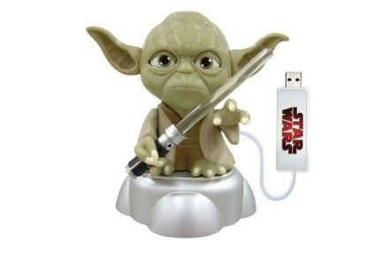 Mistrz Yoda w wersji USB /materiały prasowe