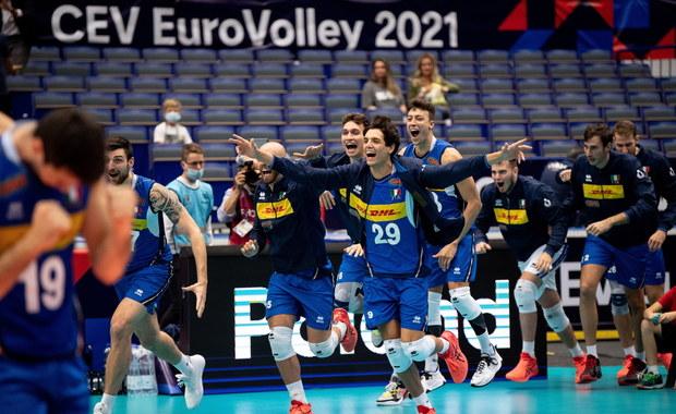 Mistrzostwa Europy siatkarzy. Pewny awans Włochów do półfinału
