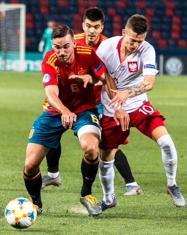 Mistrzostwa Europy U-21: Polacy przegrali z Hiszpanią 0:5. Odpadli z turnieju