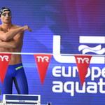Mistrzostwa Europy w pływaniu: Radosław Kawęcki zdobył srebro!