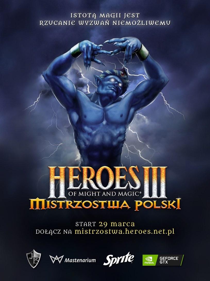 Mistrzostwa Polski w Heroes III /materiały prasowe