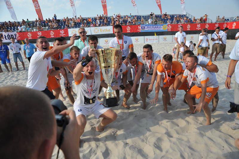 Mistrzostwa Polski w piłce nożnej plażowej Ustka 2015 /nbsp /RMF FM