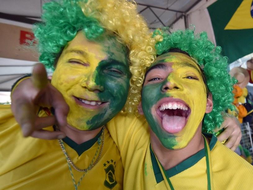 Mistrzostwa Świata w Brazylii to prawdziwe święto futbolu /AFP