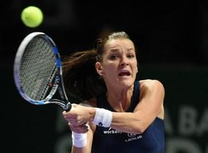 Mistrzostwa WTA: Agnieszka Radwańska - Simona Halep 7:6 (7-5), 6:1