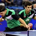 Mistrzowie Polski w tenisie stołowym: Najlepszy Jakub Dyjas, a najsłabszy Daniel Górak