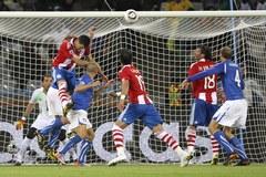 Mistrzowie świata zremisowali z Paragwajem 1:1
