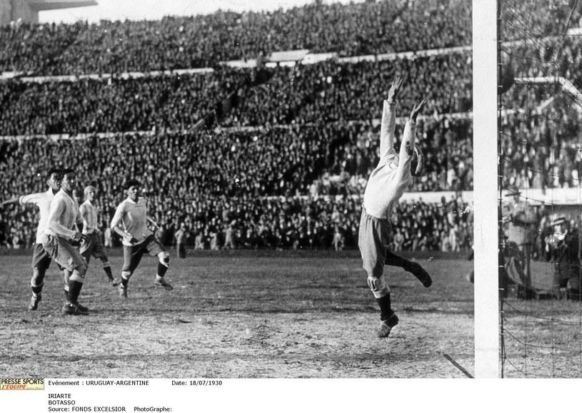 Mistrzowie z Urugwaju nie przyjechali do Włoch w 1934 roku, Argentyna przysłała drużyną amatorską /Newspix