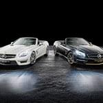 Mistrzowskie Mercedesy SL 63 AMG