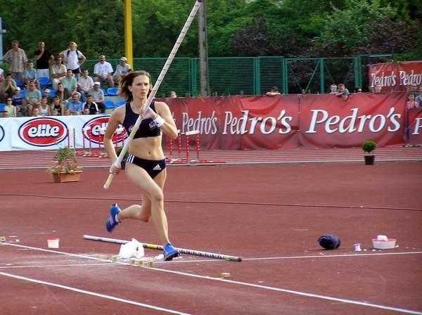Mistrzyni Monika Pyrek /INTERIA.PL