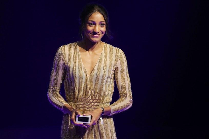 Mistrzyni olimpijska w siedmioboju Nafissatou Thiam została sportowcem roku w Belgii /fot. Valery HACHE /AFP