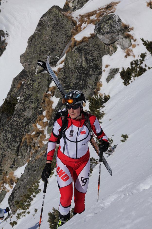 Mistrzyni świata z 2013 roku - Anna Figura. /INTERIA.PL