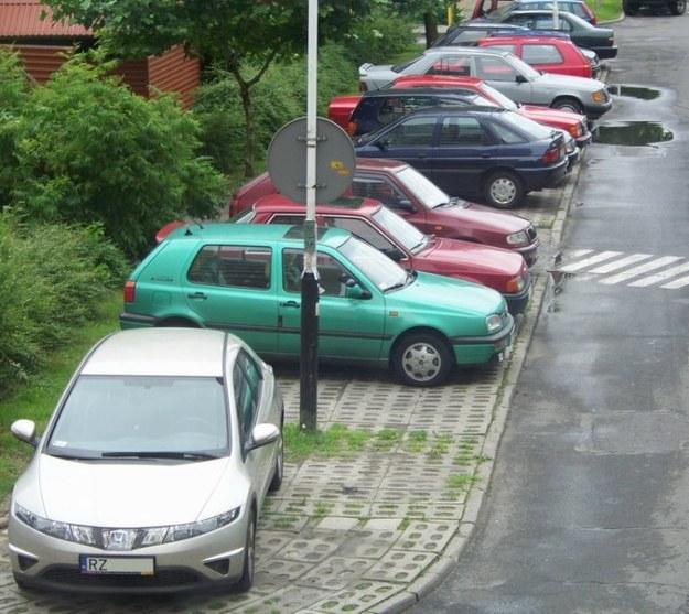 """""""Miszcz"""" parkowania"""
