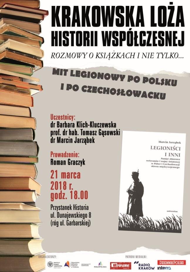"""""""Mit legionowy po polsku i po czechosłowacku"""" /"""