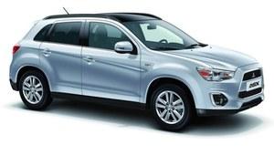 Mitsubishi ASX po faceliftingu