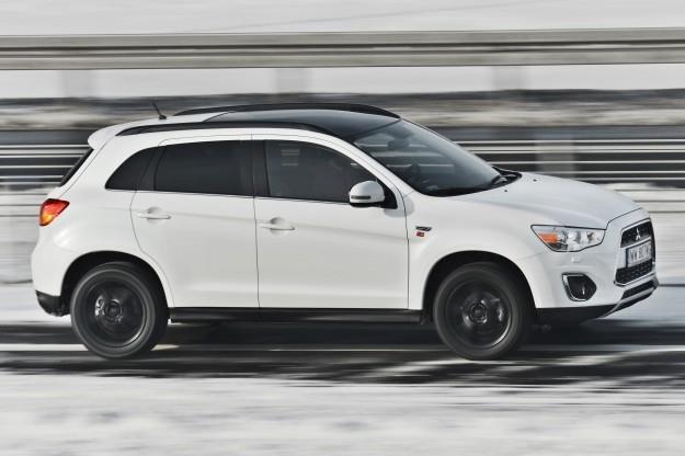 Mitsubishi ASX Ralliart /