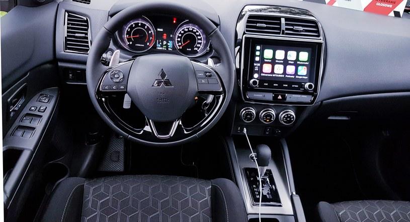 Mitsubishi ASX /INTERIA.PL