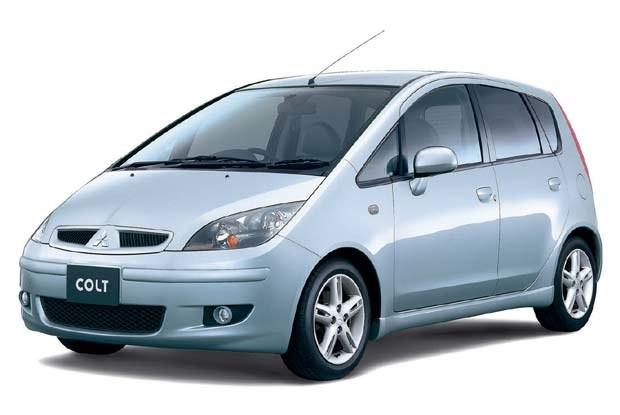 Mitsubishi Colt (kliknij) /INTERIA.PL