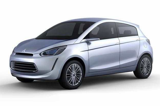 Mitsubishi concept global small /