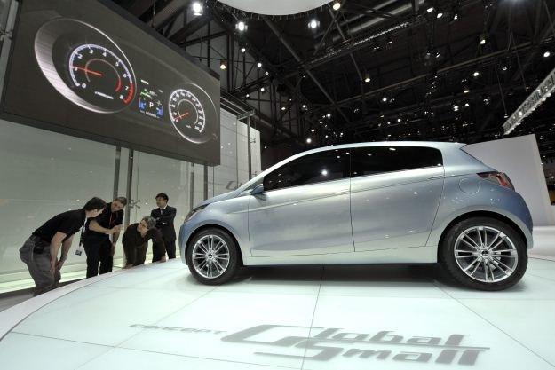 Mitsubishi concept global small /PAP/EPA
