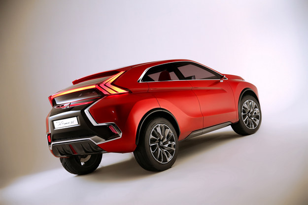 Mitsubishi Concept XR-PHEV II /Mitsubishi