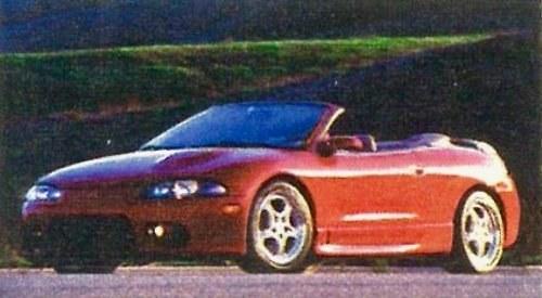 Mitsubishi Eclipse /Motor
