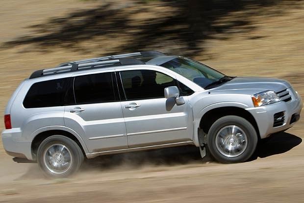 Mitsubishi Endeavor powstaje teraz w fabryce Normal w Illinois (kliknij) /INTERIA.PL