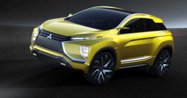 Mitsubishi eX-Concept /Mitsubishi