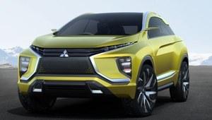 Mitsubishi eX - na straży kierowcy