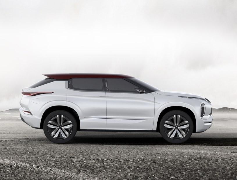 Mitsubishi GT-PHEV Concept /