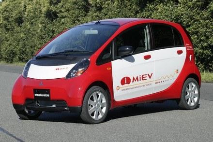 Mitsubishi i MIEV /