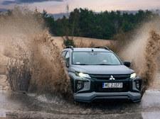 Mitsubishi L200 to teraz najszybszy pick-up w klasie