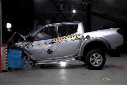 Mitsubishi L200 /INTERIA.PL