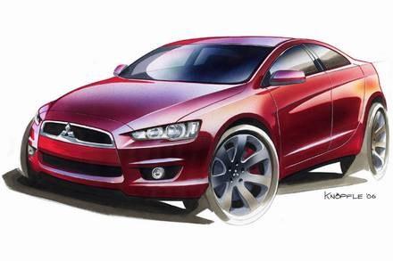 Mitsubishi lancer sport sedan / Kliknij /INTERIA.PL