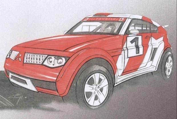 Mitsubishi MPR10 (kliknij) /INTERIA.PL