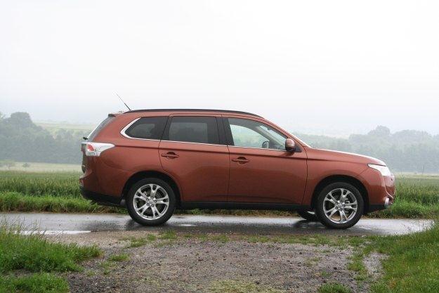Mitsubishi Outlander będzie produkowany również w Rosji /INTERIA.PL