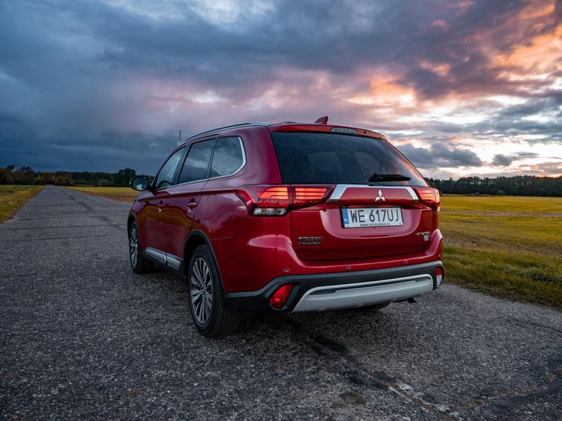 Mitsubishi Outlander MY 2019 /