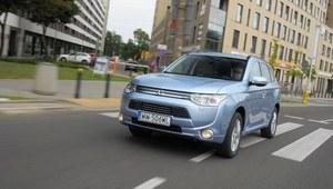 Mitsubishi Outlander PHEV Instyle Navi - test