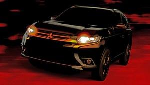 Mitsubishi Outlander po face liftingu coraz bliżej