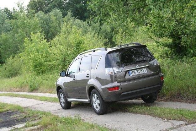 Mitsubishi outlander /INTERIA.PL