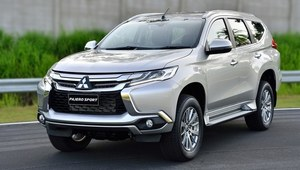 Mitsubishi Pajero Sport oficjalnie zaprezentowane