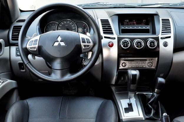 Mitsubishi Pajero Sport /INTERIA.PL