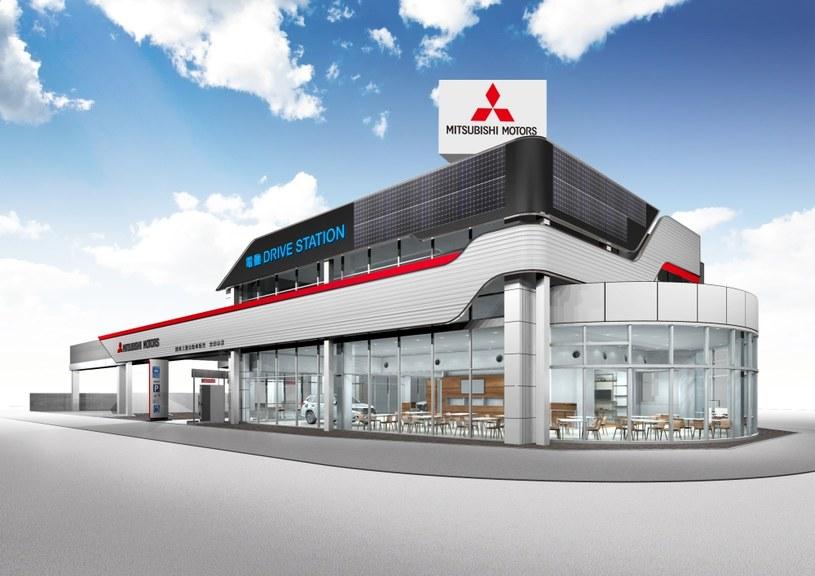 Mitsubishi posiada już 28 salonów sprzedaży w całej Japonii /materiały prasowe