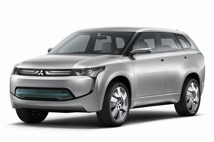 Mitsubishi PX-MiEV /