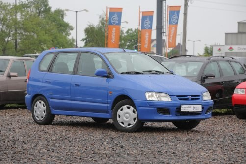Mitsubishi Space Star (1998-2005) /Motor