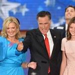 Mitt Romney przyjął wyborczą nominację Republikanów
