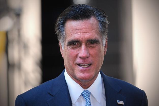 Mitt Romney /AFP