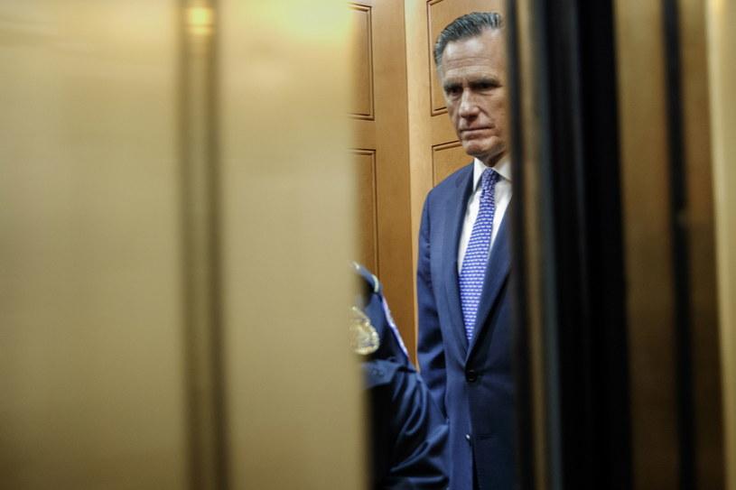 Mitt Romney /SHAWN THEW    /PAP/EPA