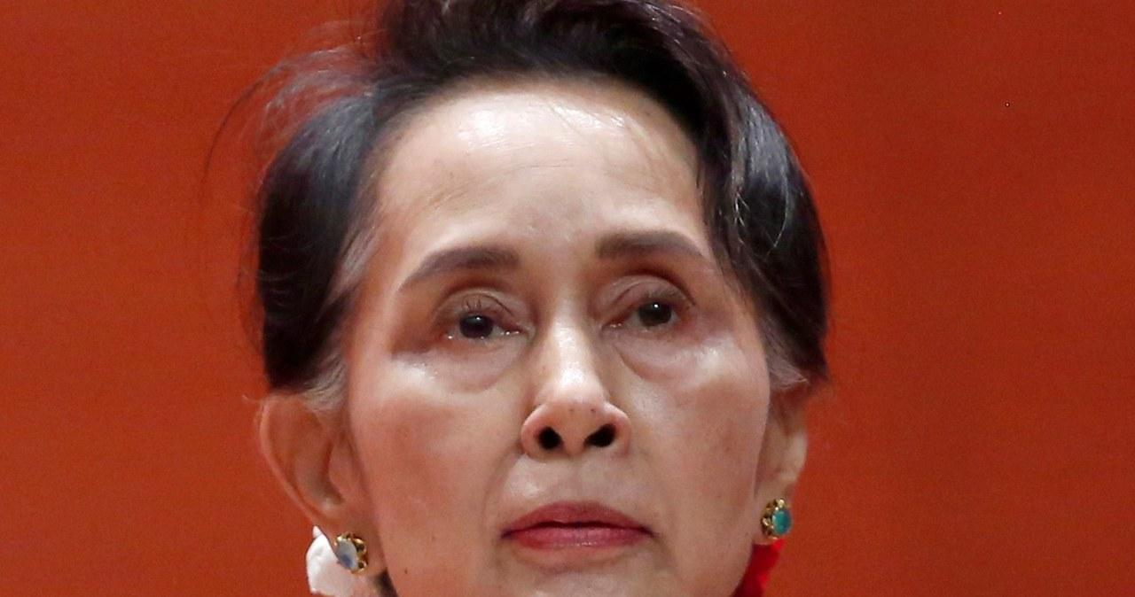 Mjanma: Kolejne zarzuty dla noblistki i liderki NLD
