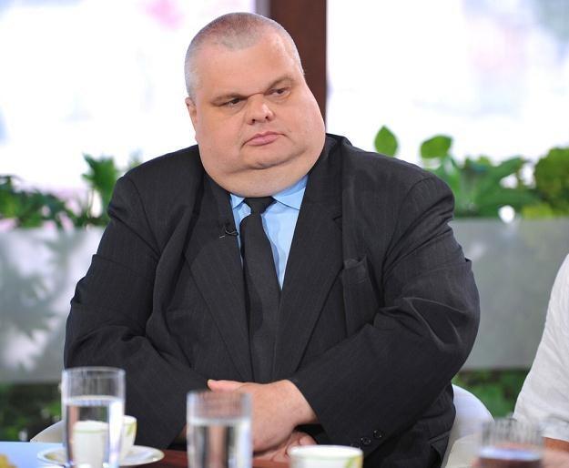 Mjr rez., dr. Michał Fiszer, fot. Bartosz Krupa /East News